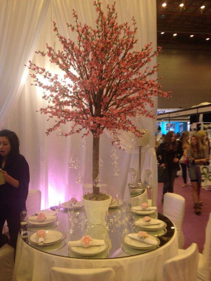 hoge hoeveelheid outdoor verlichte kunstmatige kersenbloesem bomen voor bruiloft middelpunt decoratie zijde kers bloem boom