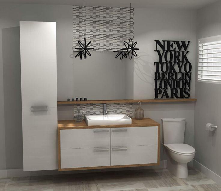 Notre portfolio vous montre des dizaines de modèles de cuisine et salle de bain. De quoi vous donner de l'inspiration pour créer votre propre espace !