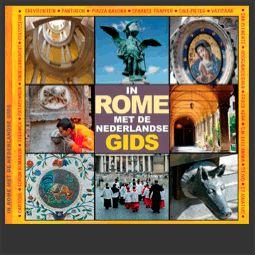 Een vrolijk Rome boek, vol leuke verhalen en anekdotes over de belangrijkste bezienswaardigheden van Rome