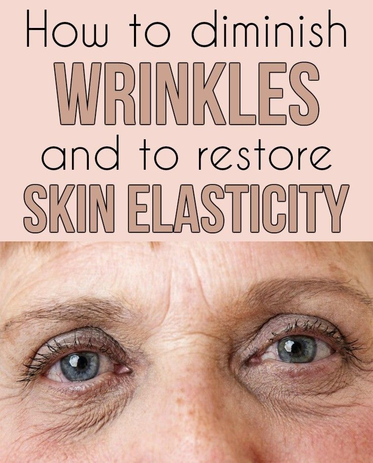 How to diminish wrinkles and to restore skin elasticity - TopFashiondiy.org