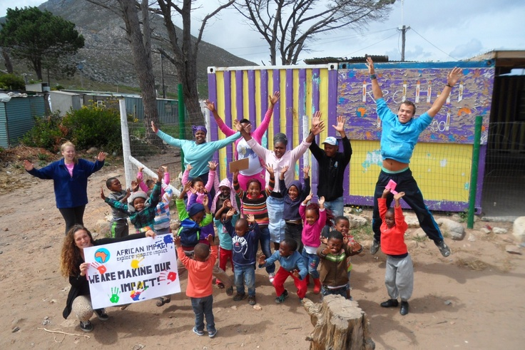 Happy International Volunteer Day to our past, present and future volunteers!! From our Cape Town Project