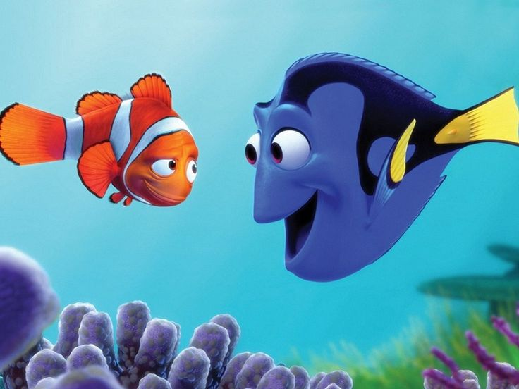There is a reason that Finding Nemo is one of the greatest movies in the history of all movies.