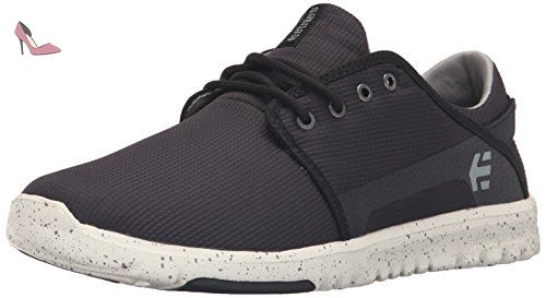 Scout, Sneakers Basses Homme, Gris (011-Charcoal/Heather), 37.5 EUEtnies