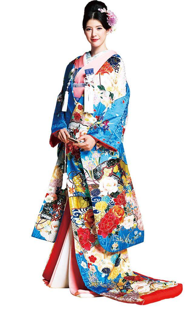 麗しき、きもの花嫁 Authentique by La Reine Ginza オーセンティック バイ ラ レンヌ 2 | 結婚準備に関する総合情報サイト | ザ・ウエディング