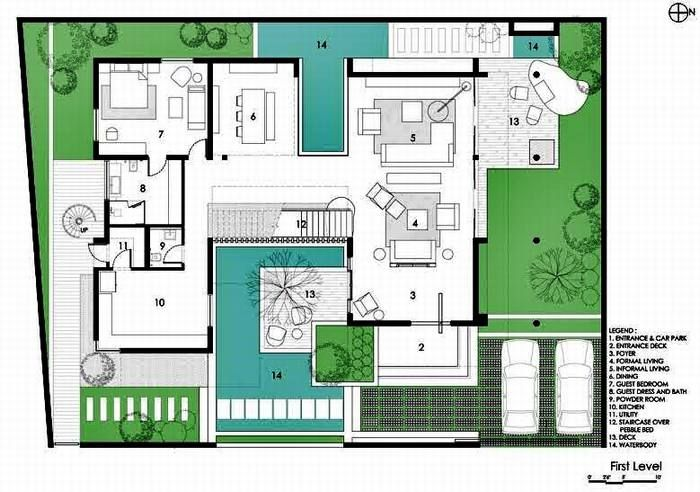 649 best images about planos de casas on pinterest house for 25x30 house plans