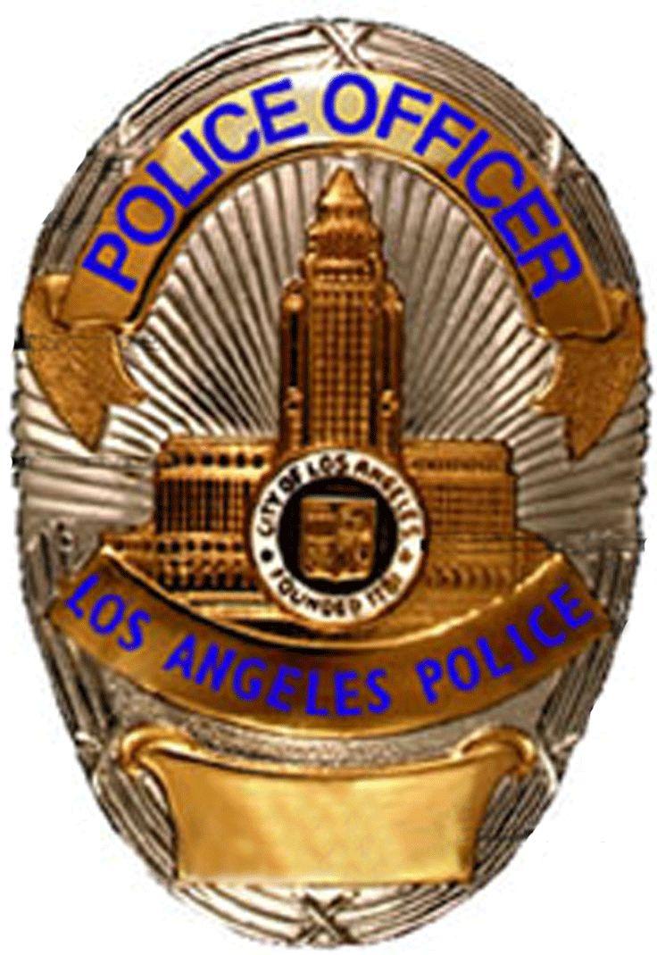 USA police los angeles