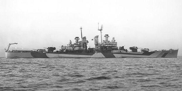 USS Denver (CL-58)