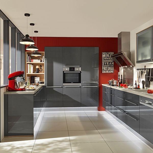Toutes nos cuisines conforama sur mesure mont es ou for Cuisine amenagee ou equipee