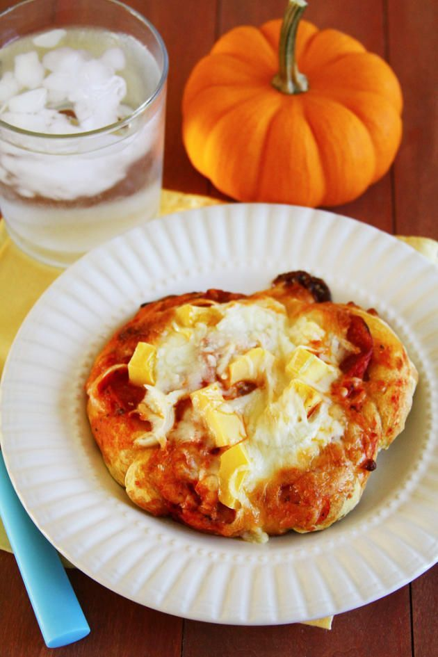 Pumpkin Pizza Dough is a delightful twist on a pizza classic. We think you'll love it.