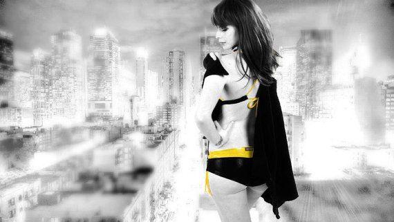 HEROKINI Bat Kini 2.0 Barbara Gordon bikini by SciFeyeCandy, $95.00