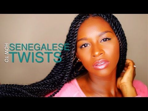 Senegalese Twists Hair Guide – Everything You Need To Get Started & Maintain | KinkyCurlyCoilyMe!