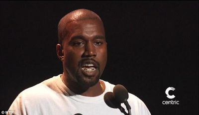 Kanye West Speech At VMA's As He Gives Shout Out To Ex Amber Rose Ray J And Taylor Swift (Video)