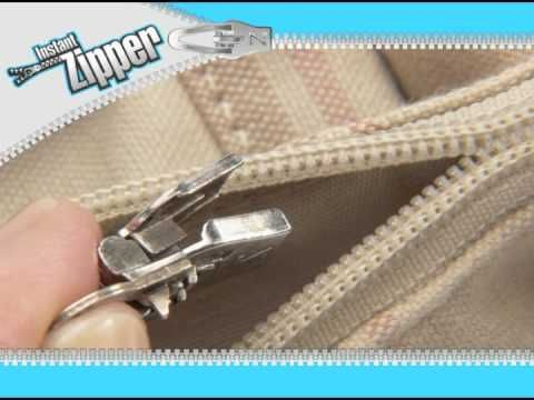 Save Time and Money—Fix Broken Zippers Yourself! Heres a fast, easy way to fix a broken zipper on a jacket, purse, boots, or outdoor gear. Just clip this replacement tab on—it glides easily over broken or missing zipper teeth to make the item like new again! Please specify Black or Silver. Package includes 4 different sizes.