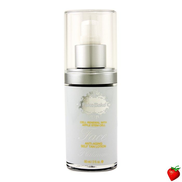 Fake Bake Platinum Face Anti-Aging Self Tan Lotion 60ml/2oz #FakeBake #Skincare #SummerSpecials #Summer #Beach #Beauty #HotPick #FREEShipping #StrawberryNET