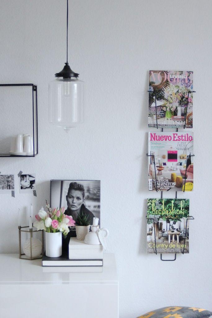 die besten 25 zeitschriftenhalter wand ideen auf pinterest zeitschriftenst nder wand. Black Bedroom Furniture Sets. Home Design Ideas
