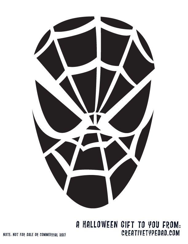 Google Image Result for http://1.bp.blogspot.com/-NeeMzEQgmLA/TqUC774SX2I/AAAAAAAABfc/2oJpJP6Gtxs/s1600/Spiderman_pumpkin_stencil.jpg