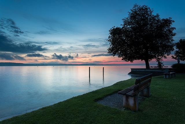 Let´s take a seat - Kreuzlingen by Tobias Knoch, via Flickr