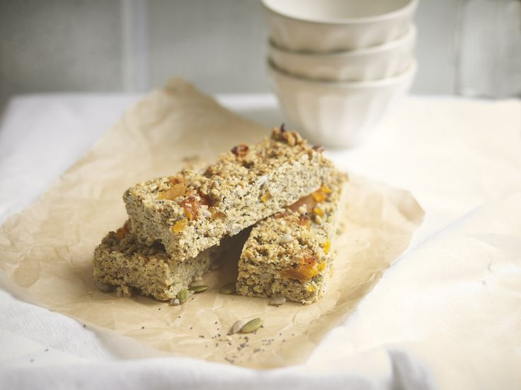 These flapjacks are deliciously moist © National Trust