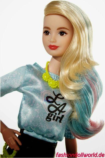 Barbie Dolls, Girls And Barbie