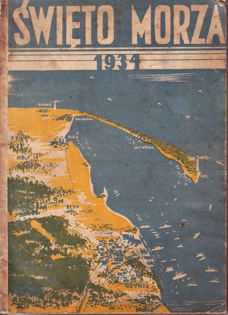 1934 - Święto Morza.