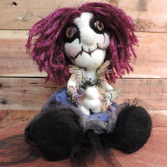 Hey, I found this really awesome Etsy listing at https://www.etsy.com/au/listing/532281838/poison-berry-is-a-fully-poseable-felted