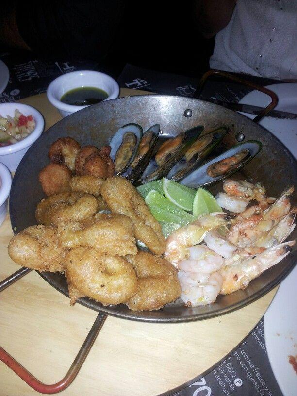Sea food!!