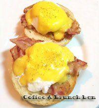 Huevos benedict - Recetas de brunch
