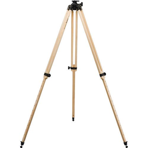 Berlebach Report Wooden Tripod with Leveling Ball