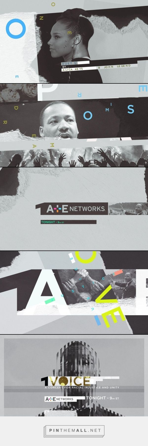 "A&E Networks ""One Voice"" - created via https://pinthemall.net"