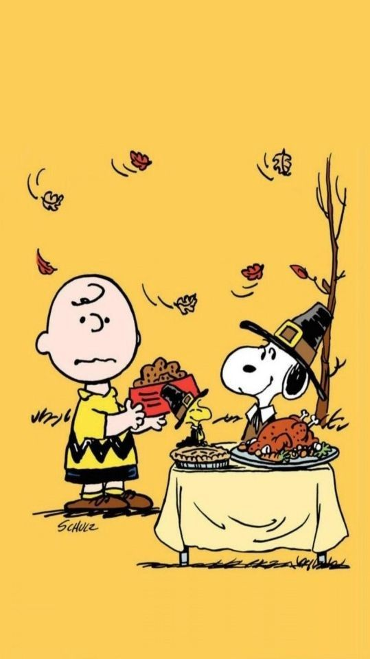 charlie brown thanksgiving apos - 539×960