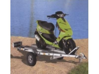 prix porte moto 544 mono pm - BCM Remorques