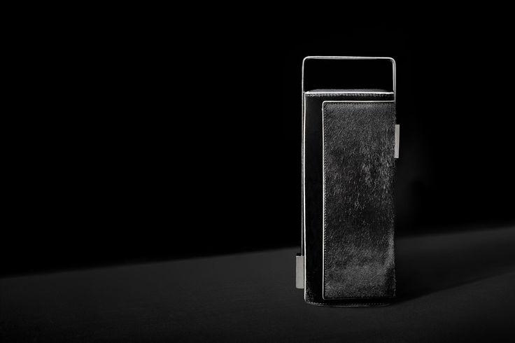 Night and Day Pure Black Limited Edition www.lautemshop.com #lautem #design #handbags #black