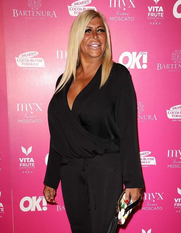 (PHOTO: Jason LaVeris via Getty Images) RIP: The Celebrities We've Lost In 2016:  FEBRUARY Angela 'Big Ang' Raiola, 'Mob Wives' reality star (June 30, 1960 – February 18, 2016)