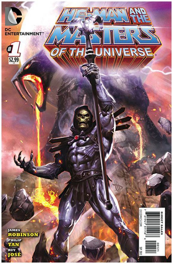 He-Man And The Masters Of The Universe #1 Dave Wilkins 1:25 Variant Cover. Click the pic and find out more...