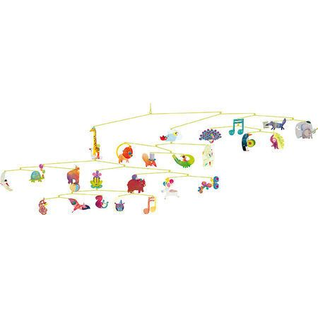 Djeco Mobile - Animal Carnival  only £24.95