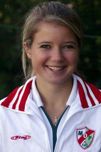 Sophie Bray GBR hockey player