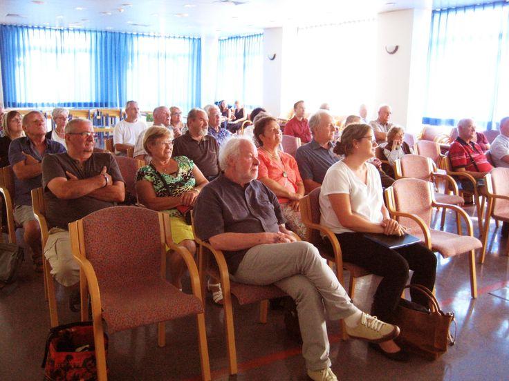 Krems, 13.09.2016 unsere interessierten Besucher