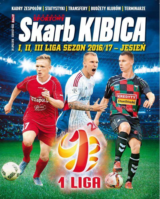 Skarb Kibica I, II, III liga 2016/17 z Przeglądem Sportowym - Piłka nożna