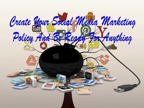 Create Your Social Media Marketing Policy And Be Ready For Anything