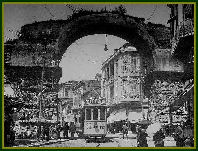 Thessaloniki, Greece - 1930 by gichristof, via Flickr