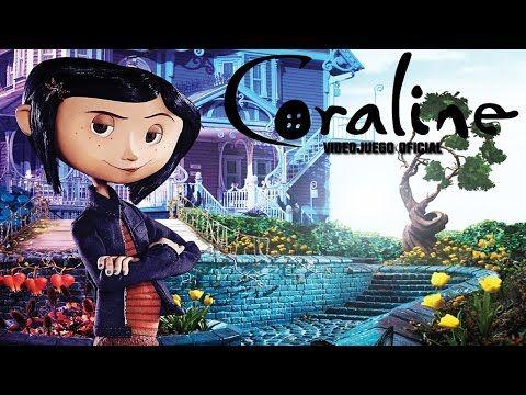 Coraline y la puerta secreta-película completa en español - YouTube