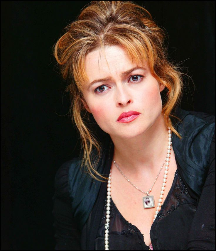 Helena Bonham Carter (1966) She is best known for her roles in Lady Jane, A Room with a View, Fight Club, The King's Speech, the Harry Potter series, Charlie and the Chocolate Factory, and Dark Shadows. She has been married to Tim Burton since 2001 and has 2 children.