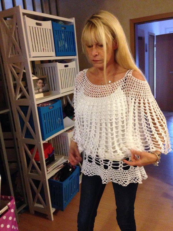 Fledermauspulli Anleitung Von Tanja Schuster 100 Baumwolle