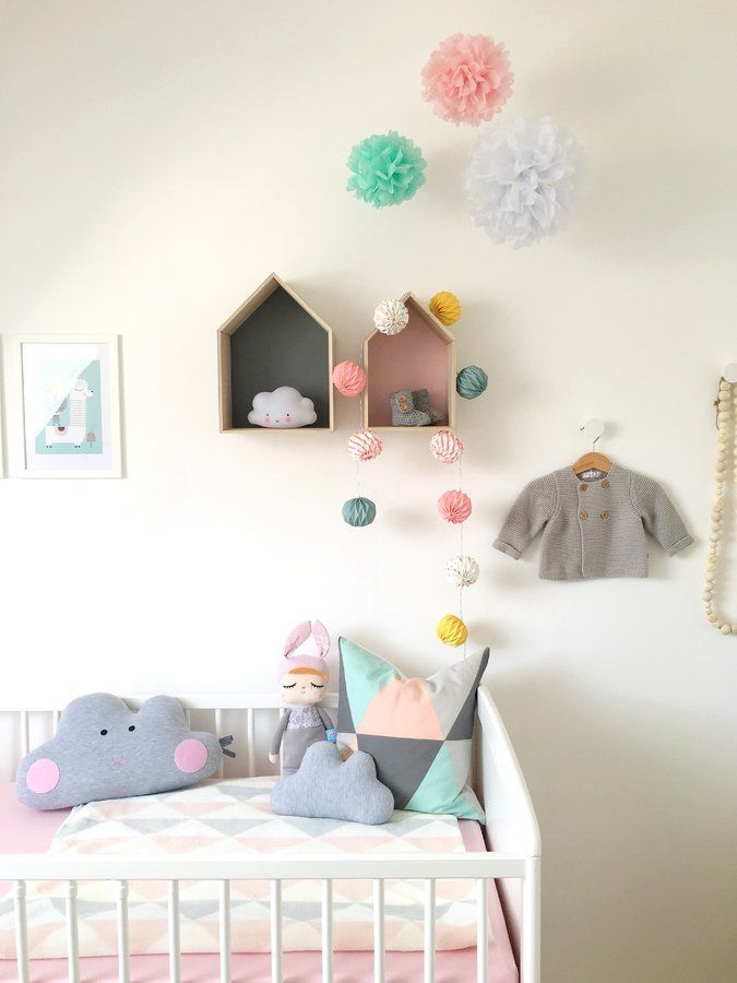 """Über 1.000 ideen zu """"mädchen kinderzimmer dekor auf pinterest ..."""
