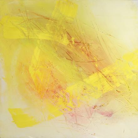Alessandra Angelini, Yellow, 2004