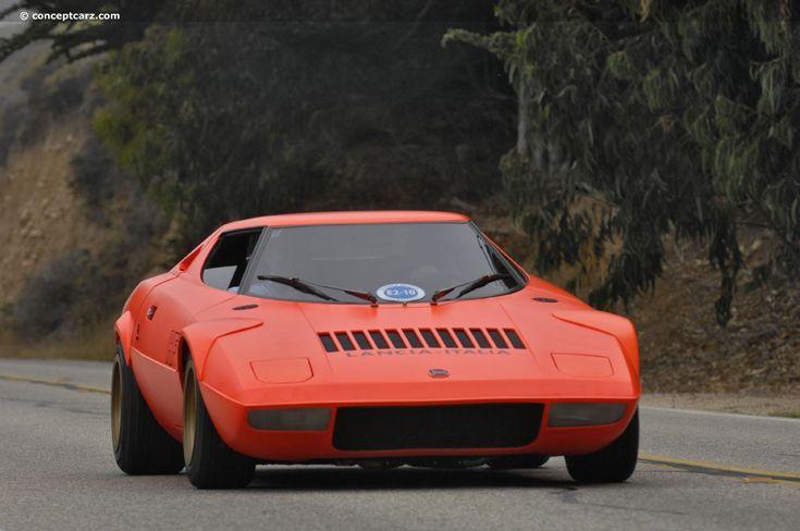 Lancia Stratos HF Prototype