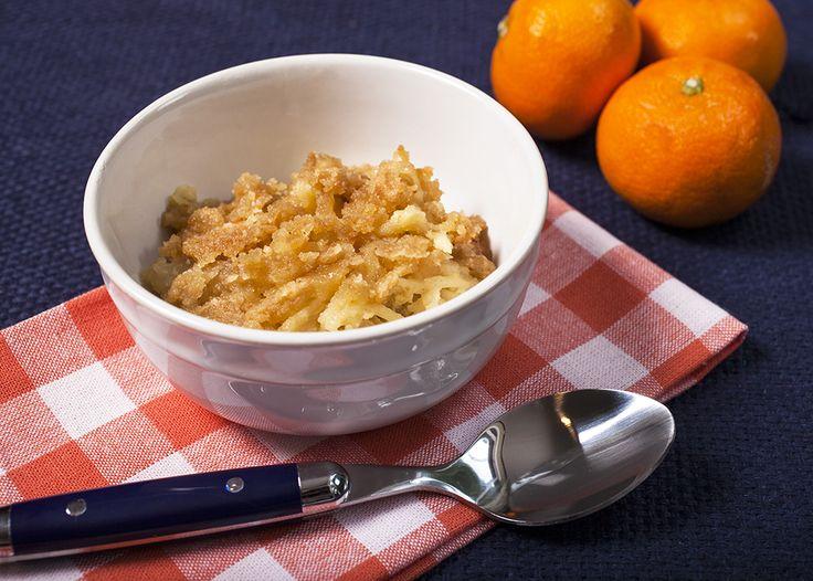Honey Noodle Kugel - recipe contest winner: 12 ounces fine egg noodles ...