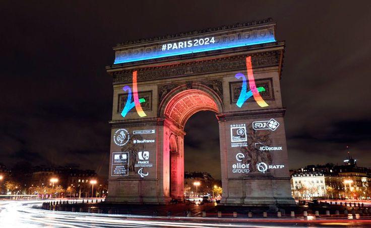 Pari réussi pour le nouveau logo des Jeux Olympiques de Paris 2024