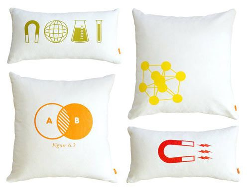 symbolsGraphics Pillows, Gus Modern, Kids Room, Gusmodern, Decor Pillows, Chemistry Pillows, Pillows Sets, Modern Chemistry, Science