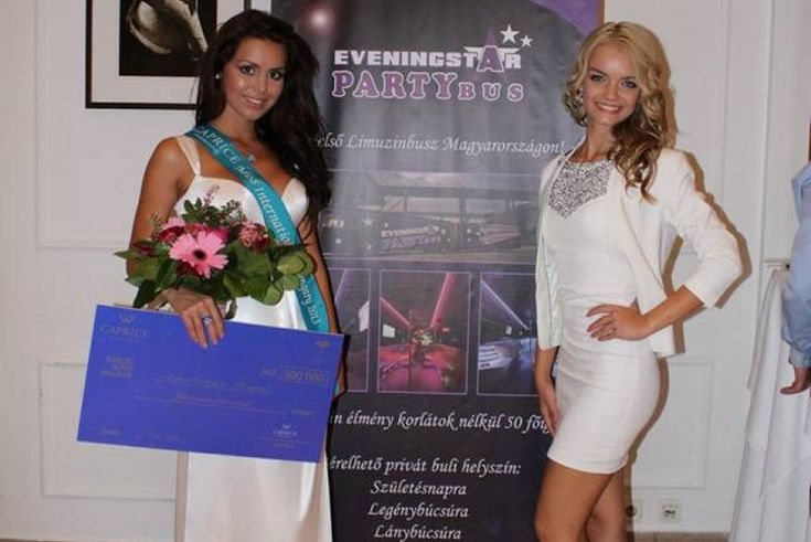 Miss International partner-Eveningstar Partybus